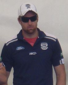 Tom Lonergan 2011 Premiership Parade 1.JPG