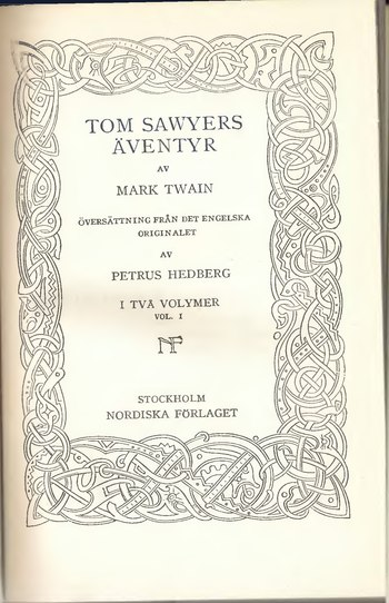 Tom Sawyers äventyr 1913.djvu