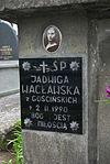 Tomb of Jadwiga and Jan Wacławski at Central Cemetery in Sanok 2.jpg