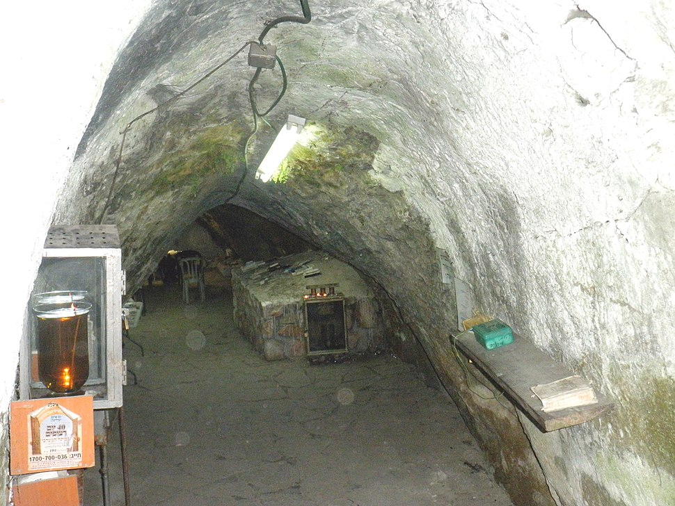 Tomb of Tannaim Abaye and Rava ap 004