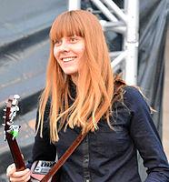 Tonbandgerät - Sophia Poppensieker – 825. Hamburger Hafengeburtstag 2014 01.jpg