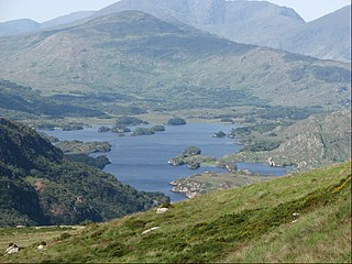 Torc Mountain Mountain in Killarney, Ireland