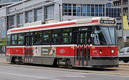 Toronto - ON - Street Car