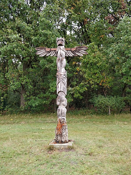 Totem in Elsenbos, Stabroek