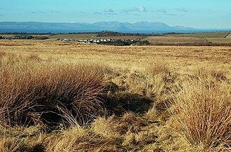 Kirkoswald, South Ayrshire - Image: Towards Kirkoswald geograph.org.uk 1705972