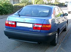 Toyota Carina (Тойота Карина) - Продажа, Цены, Отзывы ...