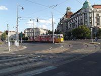 Trams in Budapest 2014 12.jpg