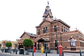Traralgon Post Office and Court House