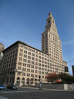 Travelers Tower, Hartford, CT - view 1.JPG