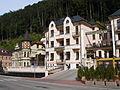 Trenčianske Teplice, lázeňské domy.jpg