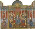 Triptyque de dévotion sur Vélin - la Pentecôte.jpg