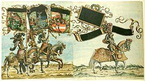 Triumphal Procession - Image: Triumphzug Kaiser Maximilians 1