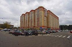 Skyline of Troitsky行政區