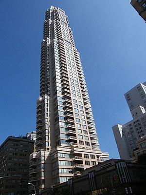 Frank Williams (architect) - Image: Trump palace 1
