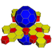 Truncated icosahedral prism net.png