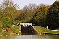 Trust Lock on the Kennet and Avon Canal at Devizes - geograph.org.uk - 1824671.jpg