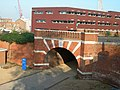 Tunnel Entrance, University of Greenwich - geograph.org.uk - 587092.jpg