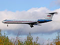 Tupolev Tu-134A The Ministery of Interior RF-65990 CKL (4080443901).jpg