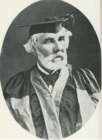 Ivan Turgenev - Turgenev receiving honorary doctorate, Oxford, 1879