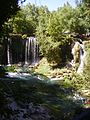 Turkey, Antalya, Düden Waterfall - panoramio.jpg