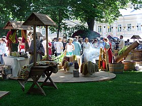 Medieval Market of Turku is an annual event organised in the historic city centre.