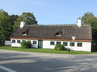 Tuse Kro Protected building in Denmark (e. 1754)