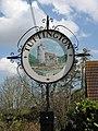 Tuttington village sign - geograph.org.uk - 745511.jpg