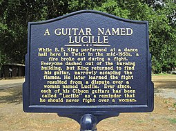 The story of a guitar named Lucille Twist AR BB king Marker 1.jpg