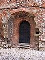 Tyniec - Klasztor - Brama boczna.JPG