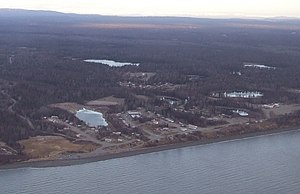 Tyonek, Alaska - Tyonek, AK
