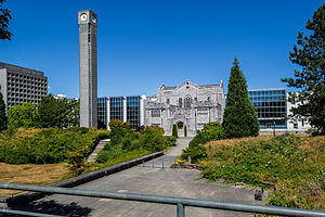 UBC School of Library, Archival and Information Studies - Irving K. Barber Centre