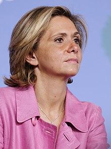 Valérie Pécresse, en janvier 2010.