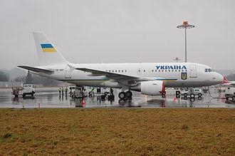 Ukraine Air Enterprise - Ukraine Air Enterprise Airbus A319CJ