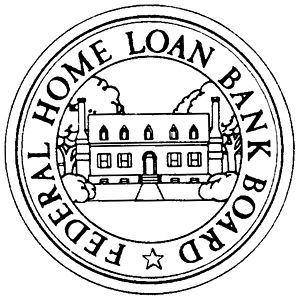 English: Seal of the Federal Home Loan Bank Board.