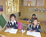 USAID supports deworming medication for school children in Sa Pa district of Lao Cai province (14033747719).jpg