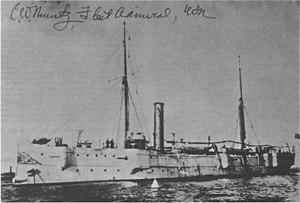 USS Castine (PG-6) - USS Castine