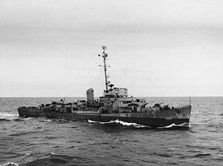 USS <i>Hurst</i> (DE-250)