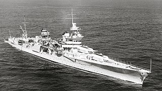 USS <i>Indianapolis</i> (CA-35) Portland-class heavy cruiser of the United States Navy