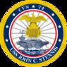 USS John Stennis CVN-74 Crest.png