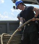 USS Kearsarge gets underway for ARG-MEU-Ex 150613-M-AW179-107.jpg