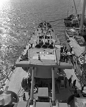 USS Manchester (CL-83)