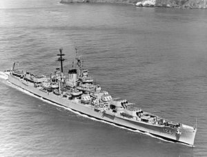 USS Rochester (CA-124)