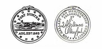 Black, Starr & Frost - Gillmore Medal