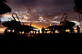 US Navy 040926-N-6213R-003 The sun sets behind a pair of F-14D Tomcats.jpg