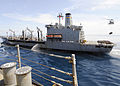 US Navy 101119-N-3729D-123 The Military Sealift Command fleet replenishment oiler USNS Pecos (T-AO 197.jpg