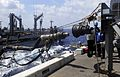 US Navy 110810-N-CT127-111 The USS Mesa Verde takes on fuel from the USNS John Lenthall.jpg