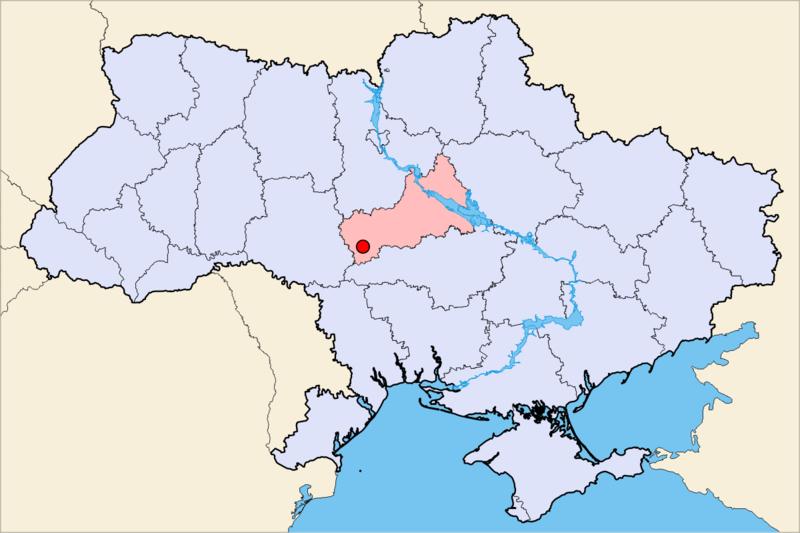 File:Uman-Ukraine-Map.png