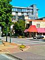 Underwood Plaza, Dickson Street - panoramio.jpg
