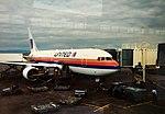United 767-200 at SFO (28397640321).jpg