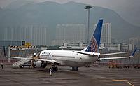 United Airlines Boeing 737-800 N35236 Hong Kong International Airport.jpg